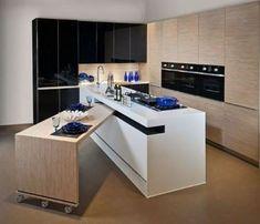 european home decor 40 Chic Interior Modern Style Ideas That Always Look Great - Interior Modern, Luxury Interior Design, Home Interior, Kitchen Interior, Design Kitchen, Interior Ideas, Küchen Design, Home Design, Clever Design