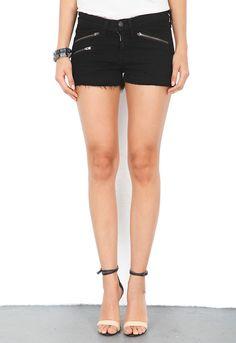 Rag & Bone/JEAN RBW 23 Cut Off Shorts in Coal  $154