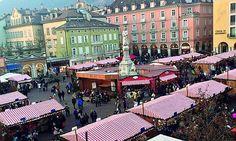 """Dagli stand in piazza a Bolzano, la """"Guida"""" al gusto e ai piaceri del Südtirol acquistabile anche a Roma"""
