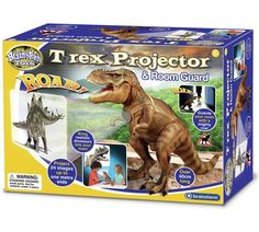Buy Brainstorm Toys T-Rex Projector and Room Guard at Argos.co.uk, visit Argos.co.uk to shop online for Electronic toys and games, Electronic toys, Toys