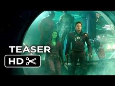 Guardians of the Galaxy TEASER TRAILER 2 (2014)