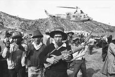 Campesinos miembros de la Guerrilla