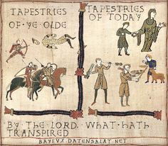 Ye Olde Ars of Tapestry and Ars Of Tapestry Of Today.