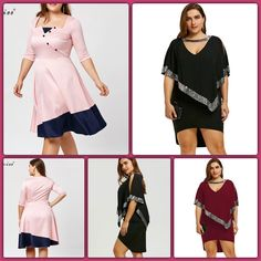 All types of stunning and flattering dresses to choose from Office Outfits, Office Wear, Flattering Dresses, Curvy Outfits, Dress For Success, Feeling Great, Night Out, Party Dress, Quotes