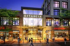 ESTANCIA MALL :: Just on time for Christmas, the upscale mall 'Estancia' recently opened in Pasig. Store at Estancia include Eden Park, Agatha Paris, Cortefiel, Kurt Geiger, MBT, Superga, Toys R' Us and True Value, with soon-to-open stores such as Pottery Barn, Dune London, Old Navy.