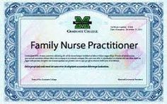 Post-MSN, FNP Certificate Program