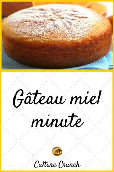 GÂTEAU AU MIEL MINUTE : la recette facile - Expolore the best and the special ideas about French recipes Vegan Fruit Cake, Chocolate Fruit Cake, Fresh Fruit Cake, Fruit Fruit, Delicious Desserts, Dessert Recipes, Fruit Recipes, Dessert Cups, Easy French Recipes