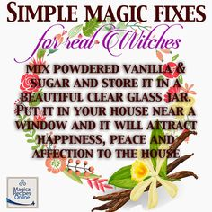 Magical Recipes