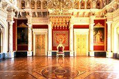 The Grand Duke's Throne in Schwerin Castle