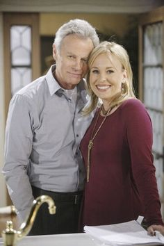 The Young and the Restless Photos: On Screen Husband and Wife on CBS.com