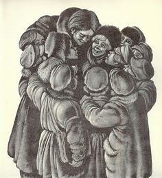 Hurrah for Karamazov - Epilogue, F. Eichenberg