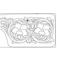 Free download leather craft pattern