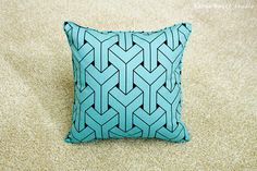 Pillow Pillow Cover Cushion Cover 16x16 20x20 by KoreaBacol