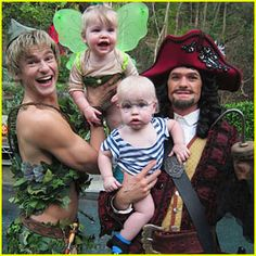 Neil Patrick Harris ... perhaps the coolest guy alive ... Doogie-Barney-Dr.Horrible-Glee-SNL-WhiteCastle-MagicCastle-Etc ... even cooler now that he has settled into married life ... on his marauding pirate ship?