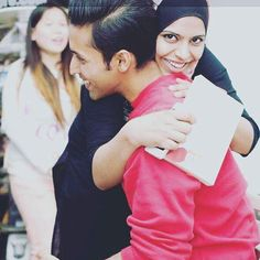 """durjoydatta: """"From the Delhi book launch of Our Impossible Love. #throwback"""""""