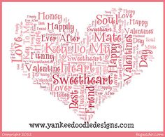 tagxedo = wordle only better?  :)  make great printables in clouds (shapes)
