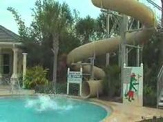 WINDSOR HILLS RESORT Kissimmee Orlando Florida USA VIDEO