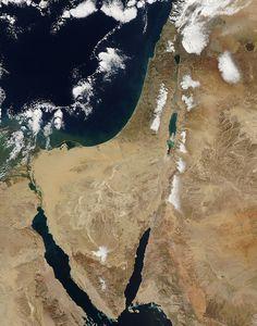 Snow in the Middle East | Flickr: Intercambio de fotos