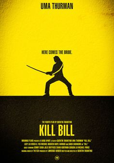 Kill Bill. Quentin Tarantino