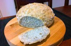 Gluteenitonta leivontaa: Gluteeniton pataleipä