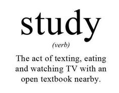 Definition of 'study'