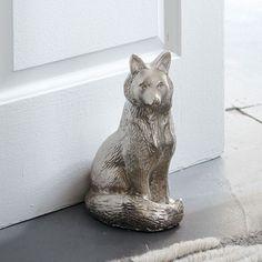 Franklin the Fox Doorstop