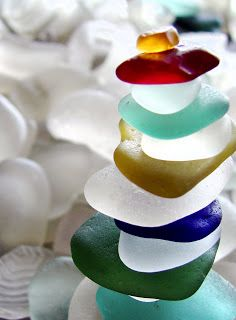 A Stack of 'many colors'