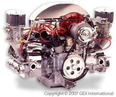 300 HP Air Cooled VW Kits | All GEX Performance Turnkey engines are Hot Run and Tested under Load ...