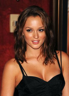 Leighton Meester love this hair color