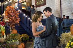 """Autumn Dreams"", a new Hallmark Channel original movie."