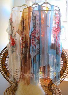 La Maison Boheme - these would look great on a harpist