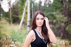 Happy Jack recreation area Vedauwoo national forest Laramie Wyoming Senior portraits by Megan Lee Photography based in Laramie Wyoming. - See more on the blog!