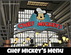 Coupon chef mickey