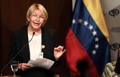La fuga de la ex fiscal pone en vilo a Venezuela