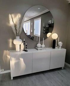 Home Room Design, Home Interior Design, Living Room Designs, Ikea Bedroom Design, White Bedroom Decor, Living Room Decor Cozy, Home Living Room, Beige Living Rooms, Living Room Modern