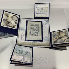 Details in my blog Inhale Exhale, Heartfelt Creations, Wings, About Me Blog, Frame, Cards, Beautiful, Design, Decor