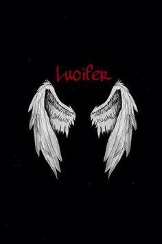 Lucifer Tv Show Lucifer Wings Wallpaper, Angel Wallpaper, Funny Phone Wallpaper, Mood Wallpaper, Tumblr Wallpaper, Dark Wallpaper, Lucifer Mazikeen, Lucifer Wings, Tom Ellis Lucifer