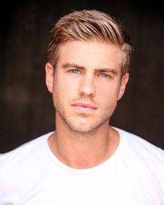 35 Simple but Trendy Short Blonde Haircut for Men is part of Mens hairstyles short - Regardless for those who have a silky hair texture or you simply enjoy a complete mane, you're able to also […] Blond Haircut, Short Blonde Haircuts, Fade Haircut, Short Hair Cuts, Haircut Men, Men Hair Cuts, Mems Haircut, Mens Comb Over Haircut, Short Hair For Men
