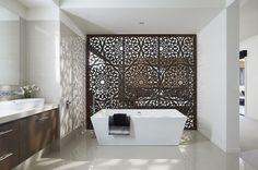 Bathroom Ideas from Metricon Homes Interior Designers
