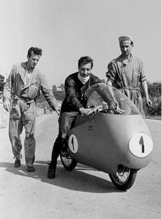 Moto Guzzi – bill lomas