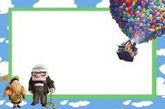 Up Altas Aventuras – Mini Kit com molduras para convites, rótulos para guloseimas, lembrancinhas e imagens! | Fazendo a Nossa FestaFazendo a...