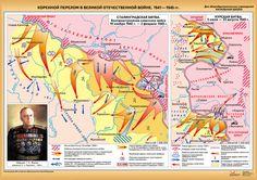 Коренной перелом в Великой Отечественной войне. 1941-1945 гг.