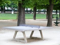 """Ping-pong, or table tennis, began in the late 1800s in Britain.  It was typically played  generally as an indoor game by wealthy gentlemen. The first ping-pong """"net"""" was a row of books lined ..."""