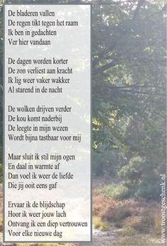 De bladeren vallen www.troostgeschenk.nl