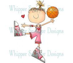 Basketball Girl