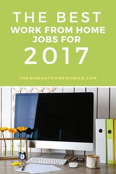 This list is amazing! There are TONs of work at home jobs, small biz ideas, and home business resources that can jump-start your home-based career this year!