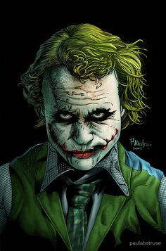 Heath Ledger Joker Print by paulabstruse Joker Qoutes, Best Joker Quotes, Badass Quotes, Joker Images, Joker Pics, Joker Pictures, Der Joker, Joker Art, Joker Comic
