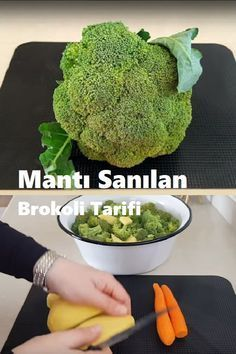 Broccoli, Good Food, Food And Drink, Herbs, Vegetables, Cooking, Ethnic Recipes, Sweet, Kitchen