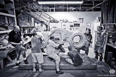 Tron Legacy Light Cycle | danielsimon Tron Light Cycle, Tron Legacy, Movie Props, Cinema, Transportation Design, Feature Film, Design Model, Futuristic, Behind The Scenes