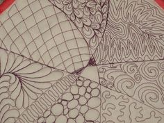 doodling - Google Search = quilty doodle